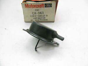 Motorcraft CX361 Vacuum Air Cleaner Motor Actuator