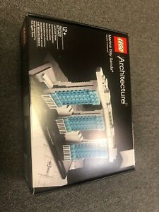 LEGO Architecture 21021 Sealed Marina Bay Sands - Very Rare