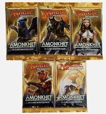 5x amonkhet Booster Pack inglés-mtg Magic the Gathering