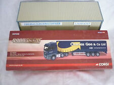 Corgi Roadscene Modern 1:76th Truck Merc Actros Curt Charle Gee CC18201