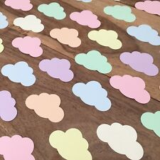 Pastel Cloud Table Top CONFETTI | Baby Shower | Christening | Birthday Party