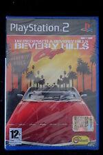 PS2 : UN PIEDIPIATTI A BEVERLY HILLS - Nuovo, sigillato ! Avvincente avventura !