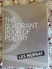 Quadrant Book of Poetry 2001-2010 by Les Murray (Hardback)