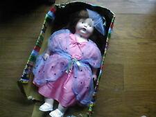 Vintage EFFANBEE Cinderella Doll Original vêtements, provenance 90 ans au moins