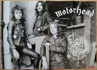 ⭐⭐⭐⭐ Motörhead ⭐⭐⭐⭐ Lemmy Kilmister ⭐⭐⭐⭐ 1 Mega - Poster 59 x 82 cm ⭐⭐⭐⭐
