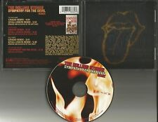 ROLLING STONES Sympathy for the devil 6 REMIXS FATBOY SLIM N.E.R.D. CD Neptunes