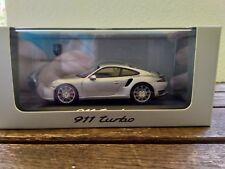 Porsche 911 Turbo 1:43 Minichamps