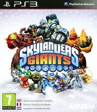 SKYLANDERS GIANTS PS3 GAME EXCELLENT CONDITION PlayStation 3