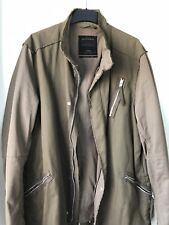All Saints Parka Large Vintage