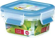 Emsa Contenitori alimenti Clip&Close 3D Perfect Clean 0,25l ermetico Cucina
