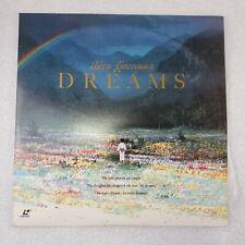 Laser Disc Akira Kutcsawas Dreams Warner Home Video Laserdisc