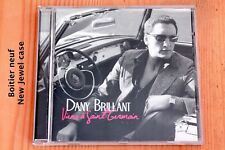 Dany Brillant - Viens à St Germain - 22 titres Boitier neuf CD