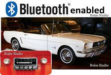 Slidebar Radio Stereo & Bluetooth Kit 1964-1966 Ford Mustang Custom Autosound