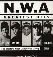 N.W.A, N.W.A. - Greatest Hits [New Vinyl] Explicit, Bonus Track, Rmst