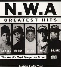 N.W.A, N.W.A. - Greatest Hits [New Vinyl] Explicit, Bonus Track, Rmst