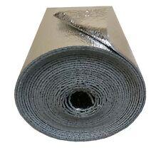 85 sqft Solid Reflective Grow Box Room Mylar Film Foam Insulation Vapor Barrier