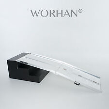 WORHAN®  215cm Mobility Scooter Wheelchair Ramp 7ft Folding Access Disabled R7