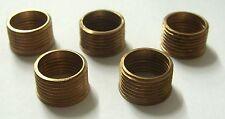 5 x WURTH M12 x 1.25 SPARK PLUG TIME SERT INSERTS 9mm length - for Thread Repair