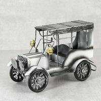 Nero classico del giocattolo dell'automobile del metallo da collezione per