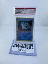 Pokémon, Blastoise, Turtok, Custom made, ähnlich PSA, Mint 10, grade, Proxy