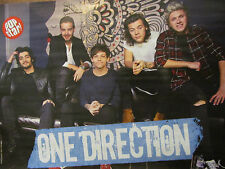One Direction, Becky G, Double Full Page Pinup