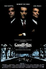 Goodfellas Movie Poster, Usa Version, (Size 24 x 36)
