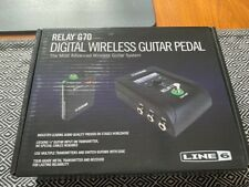 More details for line 6 relay g70 guitar wireless system boxed and unused