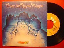 LOS REYES MAGOS vina los reyes magos / nuestra estrella SPAIN 45 CBS 1979 ITALO