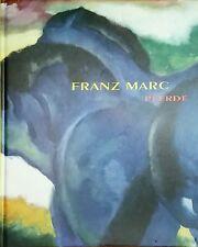 Katalogbuch zur Ausstellung: Franz Marc - Pferde