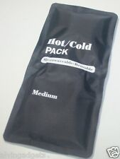 Microwavable Reusable Instant Hot/Cold Pack For Pain Relief(Black)