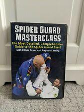 Spider Guard Masterclass - Bjj Instructional Dvd