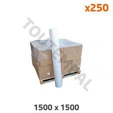 Coiffe palette polyéthylène 30 µ 1500 x 1500 mm (par 250)