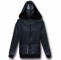 Star Wars Kylo Ren Costume Hoodie Adult Zip Up Hoodie