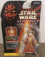 Star Wars Episode 1 Queen Amidala Coruscant CommTech Collection Hasbro 1999 TPM