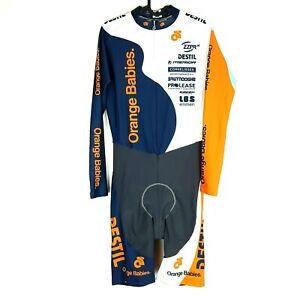 Womens Cycling Suit Jersey M Medium Bib Shorts Clothing Riding Bicycle Triathlon