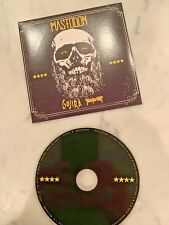 2014 Tour Sampler Mastodon Gojira Kvelertak 3 Songs Live CD