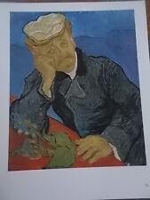 Post-impressionista stampa a colori di Vincent Van Gogh c1888