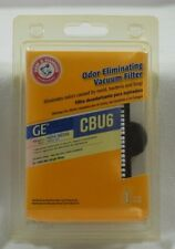 NEW ARM & HAMMER CBU6 ODOR ELIMINATING FILTER FOR GE CBU6 VACUUMS FAST-FREE SHIP