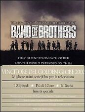 Band Of Brothers. Fratelli al fronte (2001) DVD