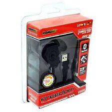 NEW FOR PS3 CORDLESS WIRELESS BLUETOOTH HEADSET HEADPHONES EARPHONES KOMODO 2.0