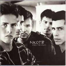 CD  NKotB   New Kids on the Block   Face the Music   Neuwertige CD