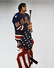 1980 Olympics JIM CRAIG Glossy 8x10 Photo USA Print Poster 'Miracle on Ice'
