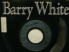 BARRY WHITE Put me in your mix PROMO 1463