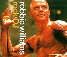 "Robbie Williams ""Rock DJ"" Australian import cd single 3 tracks new and sealed"