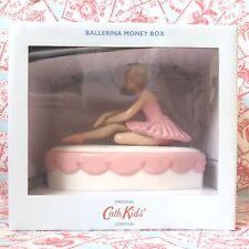 More details for cath kidston kids ballerina money box ~ new in box ~ kitson kidson