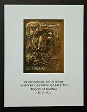 Francobollo ARABIA SAUDITA / Stamp - AJMAN Yvert e Tellier Blocco n°23 n (Y2)
