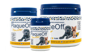 Proden PD04004 PlaqueOff Dental Care for Dogs and Cats, 180 gm Plaque Off