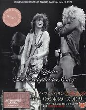 Led Zeppelin / LIVE in 1977 - For Badgeholders Only / 3CD With OBI STRIP