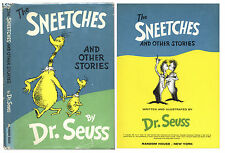Dr. Seuss ''The Sneetches and Other Stories'' 1st Edition