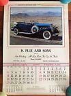 1970 Album Of Antique Cars Calendar Plue Auto Wrecking Parts Denver